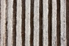 Free Corrugated Concrete Royalty Free Stock Image - 13958216