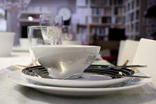 Free Tableware Royalty Free Stock Image - 13958276