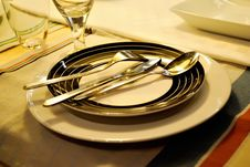 Free Waiting For Dinner Royalty Free Stock Photos - 13958308