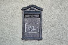 Free Metal Mailbox Stock Image - 13958431