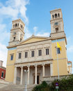 Free Greek Orthodox Church On The Island Of Syros Stock Images - 13961654