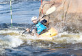 Free Kayaker Royalty Free Stock Photography - 13964077