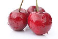 Free Cherry Stock Photo - 13960530
