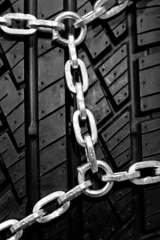 Free Backgorund Of Black Rubber Tyre Royalty Free Stock Photography - 13960557