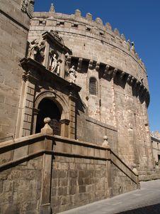 Free Avila Cathedral, Spain Stock Photo - 13960770