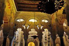 Free The Mezquita Of Córdoba Royalty Free Stock Photo - 13960905