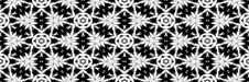 Free Black And White Ornaments Pattern Stock Image - 13961501