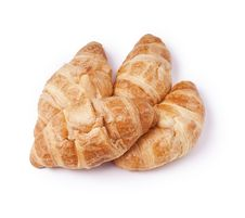 Free Fresh Croissants Stock Images - 13962224