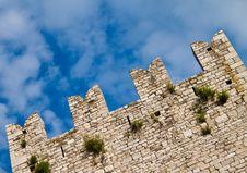 Free Castle Wall Stock Photos - 13962373