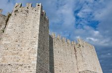 Free Castle Wall Stock Images - 13962474