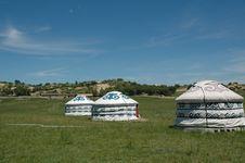 Free Yurt Royalty Free Stock Image - 13962656