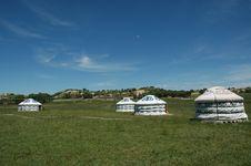 Free Yurt Royalty Free Stock Photography - 13962657