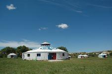 Free Yurt Stock Images - 13962674