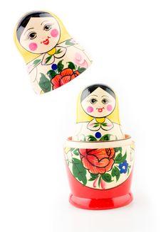 Free Matryoshka Doll Stock Photos - 13965623