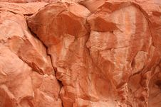 Free Red Rock Formation Royalty Free Stock Photography - 13965697
