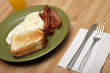 Free Morning Breakfast Royalty Free Stock Images - 13965779
