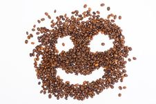 Free Coffee-beens Background Stock Photo - 13966530