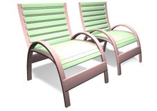 Free Deck Chairs Royalty Free Stock Images - 13966729