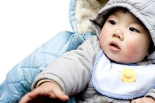 Free A Cute Baby Stock Images - 13966944