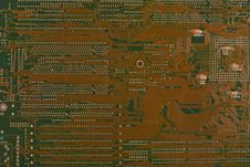 Free Motherboard Royalty Free Stock Photos - 13967038
