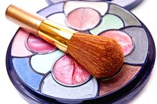Free Eyeshadows Kit Stock Photos - 13967173