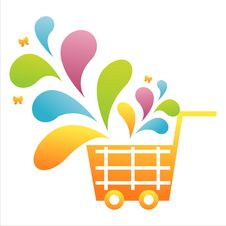 Free Colorful Basket Stock Photos - 13968063