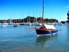Free Yacht Harbor Royalty Free Stock Photos - 13968768