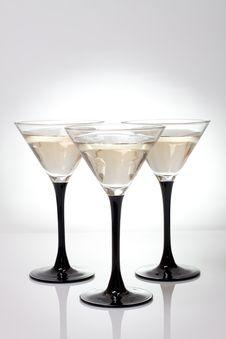 Free Martini Royalty Free Stock Photo - 13968835
