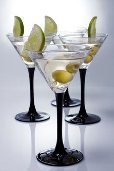 Free Martini Stock Image - 13968881
