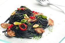 Free Spaghetti Stock Photography - 13969162