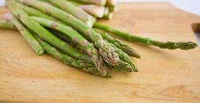 Fresh Asparagus. Stock Photography