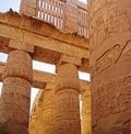 Free Karnak Temple At Luxor, Egypt Royalty Free Stock Image - 13970536