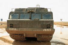 Cross-country Vehicle