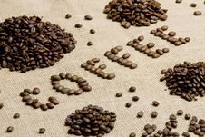 Free Coffee Beans Stock Image - 13970111