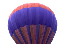 Free Red Blue Hot Air Balloon Stock Photos - 13970133