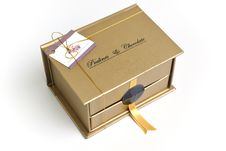 Free Chocolate And Praline Box Stock Photo - 13971100