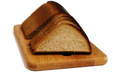 Free Rye Bread On A Breadboard Stock Photos - 13971203