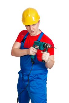 Free Builder Stock Photos - 13971213