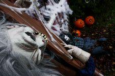 Free Halloween 1 Royalty Free Stock Photo - 13971315