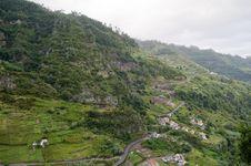 Free Madeira Landscape Stock Photography - 13971682