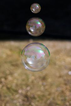 Free Soap Bubbles Stock Images - 13971974