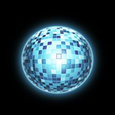 Free Disco Ball / 3D Sphere Stock Photos - 13971983