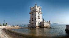 Free Tower Of Belem, Lisbon Royalty Free Stock Photography - 13972177