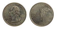 Free US Quarter Coin Stock Photos - 13972323