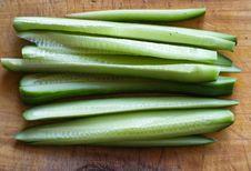 Free Cucumber Royalty Free Stock Image - 13972816