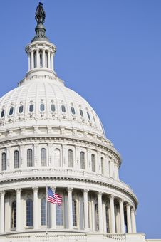 Free Capitol Building Royalty Free Stock Photography - 13973237