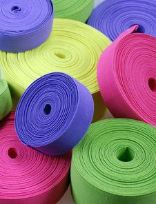 Free Multicolor Elastics Stock Image - 13973321