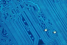 Free Circuit Board Stock Image - 13973561