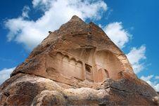 Free Cappadocia. Ancient Cave Church Stock Images - 13973974