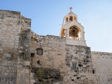 Free Basilica Of Nativity. Royalty Free Stock Image - 13974276